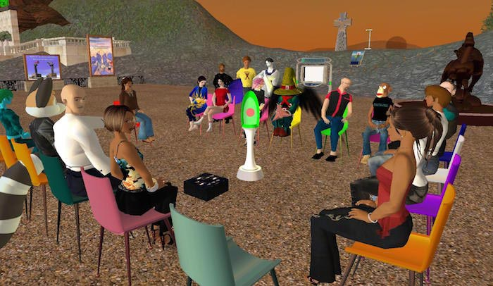 Benefits of Second Life in education - Swiss Society of Virtual and