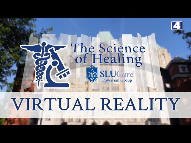 The Science of Healing: Virtual Reality – Medicine's New Frontier